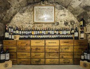 cave à vin refrigérée